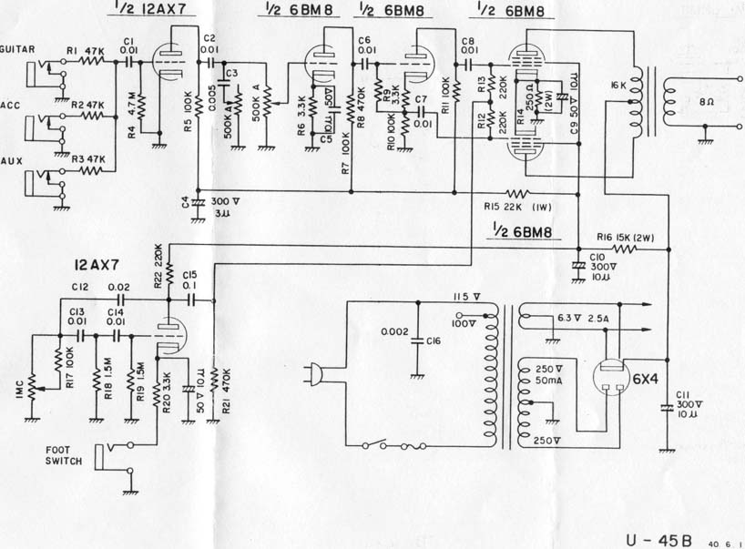 schematics rh vintageunivox com Residential Electrical Wiring Diagrams Basic Electrical Schematic Diagrams