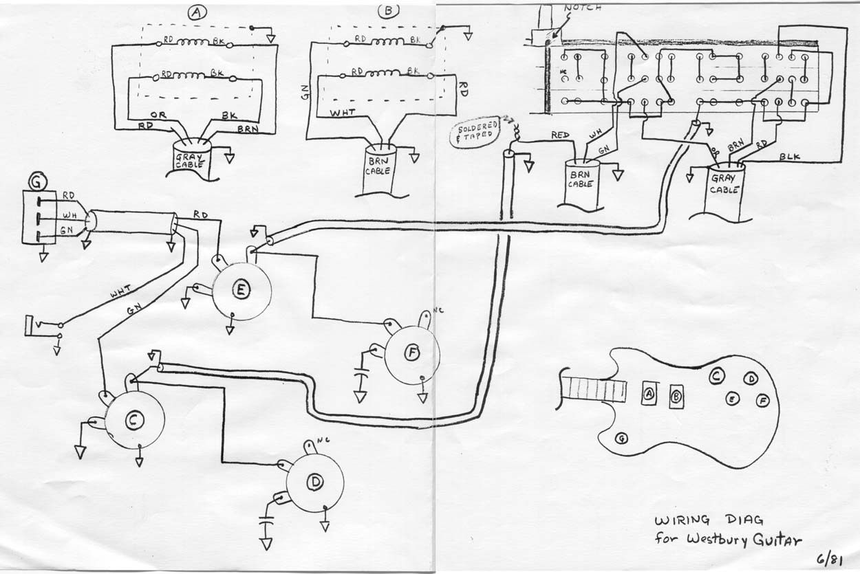 Westbury Guitar Wiring Diagram Library B Varitone Schematics Hope That Helps Anyone